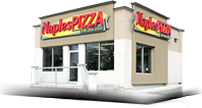 Naples Pizza Building